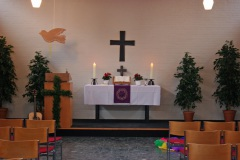 Neue Kapelle Krempe