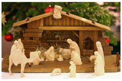 Weihnachten Kirchengemeinde Krempe 2008 4